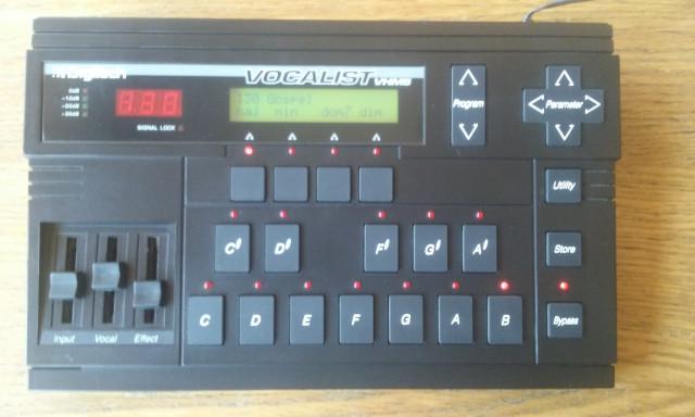 Digitech VHM5 Armonizador voz o instrumento