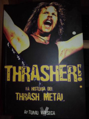 THRASHER Libro 2012