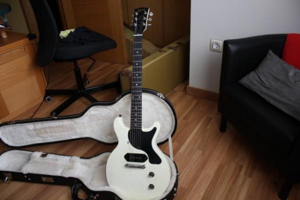 Gibson Les Paul Nashville Jr. Doublecut