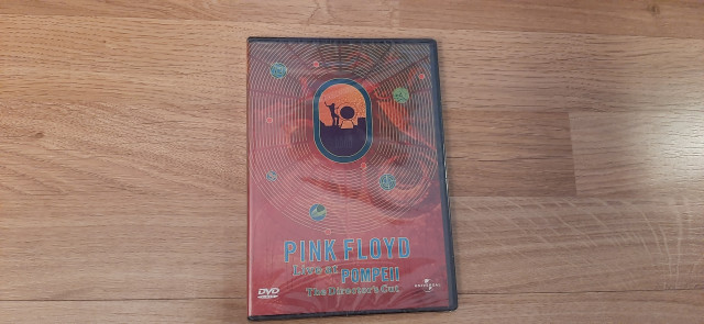 Pink Floyd - Live at Pompeii (director´s cut)