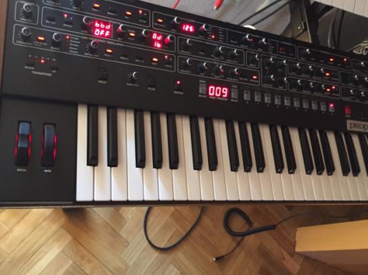 Prophet 6 teclado