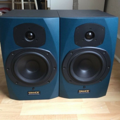 Vendo o Cambio Monitores Tannoy Reveal Active