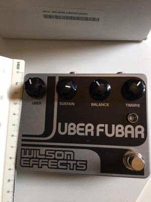 RESERVADO Wilson Uber Fubar Fuzz - (basado en el Buzzaround King Crimson)