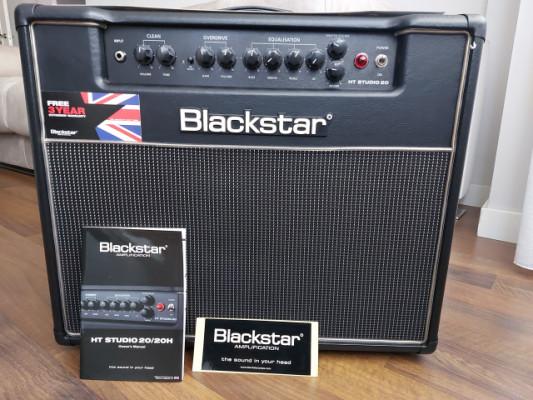 Blackstar HT 20 studio