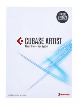Steinberg Cubase Artist 9 Recording Software
