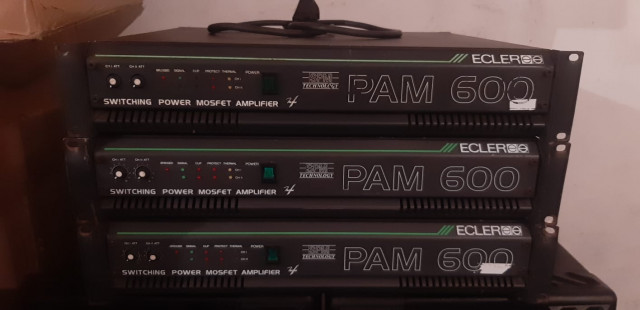 Ecler PAM 600