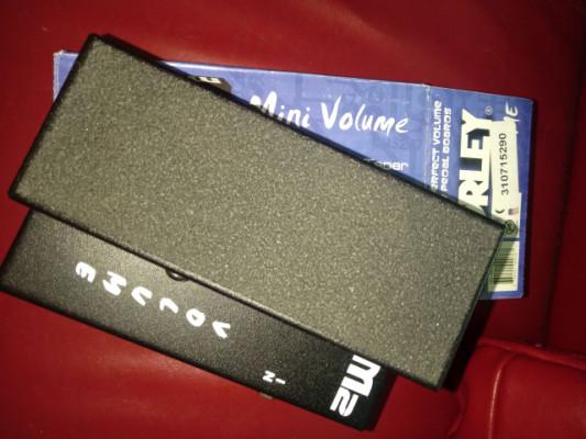 Morley m2 mini volume    volumen pedal