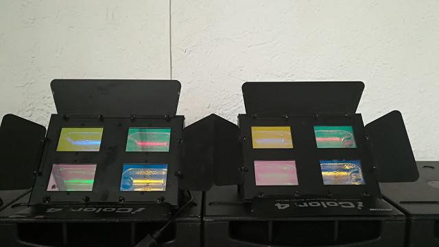 Cambia colores I-color