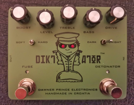 Dawner Prince Diktator OD/Boost