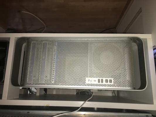 MacPro 5.1 12/3,46/64/256 High Sierra
