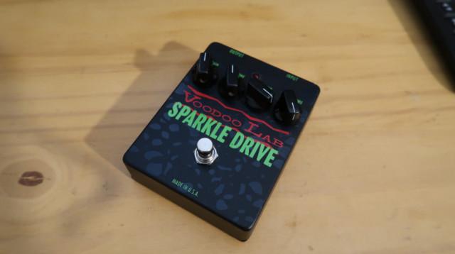 Sparkle Drive Pedal - Voodoo Lab