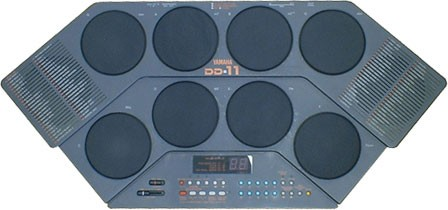 Bateria electronica Yamaha DD-11