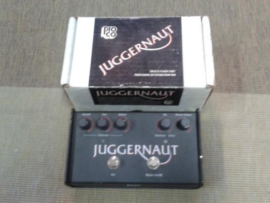 Pedal ProCo Juggernaut RAT
