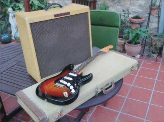 Fender Artist Series Stratocaster SRV (Stevie Ray Vaughan signature)