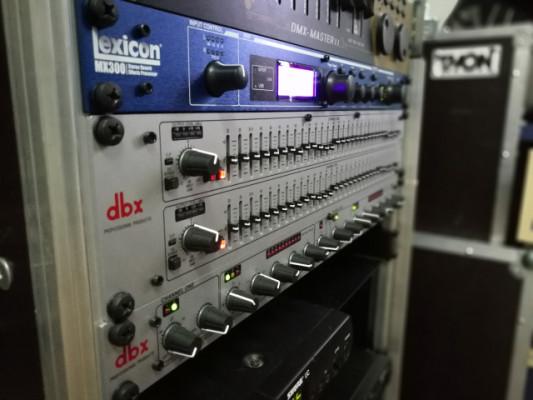 Compresor / Puerta / Limitador DBX 166Xs