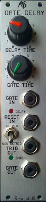 Analogue Systems RS-340 Gate Delay