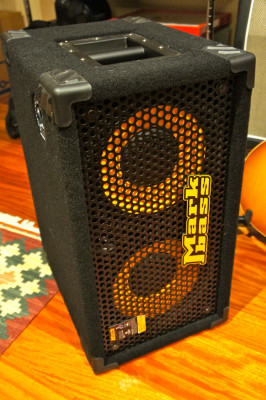 "Cabinet MARK BASS TRAVELER 102p (2x10"", 400W/4Ohm)"