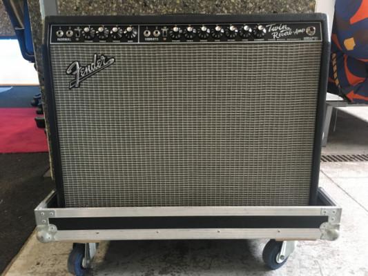 Fender 65 Twin Reverb (Amplificador Combo a válvulas)