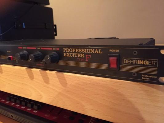 Exciter vintage Behringer Type F