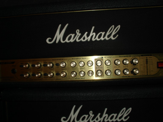 Half Stack Marshall made in England