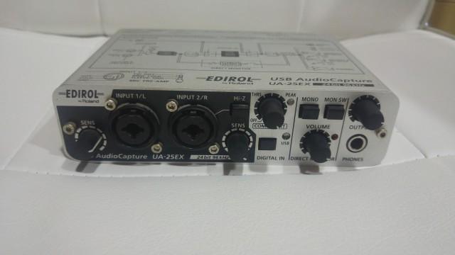 Edirol UA25-EX Roland