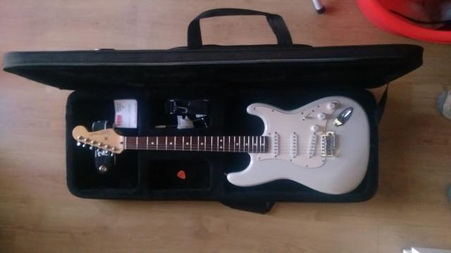 Fender Stratocaster mexicana