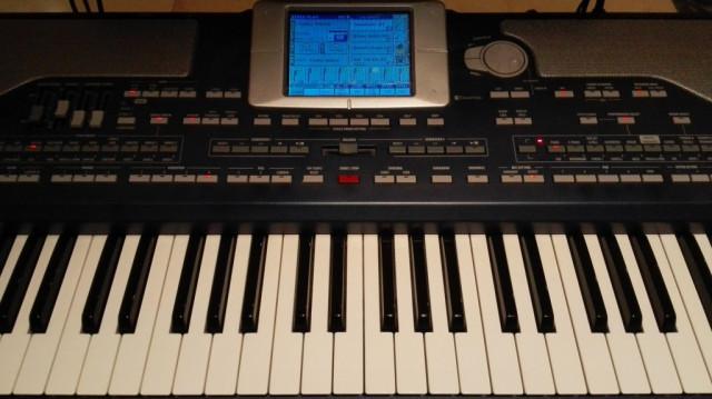 KORG PA 800 HD ( 2 TECLADOS )