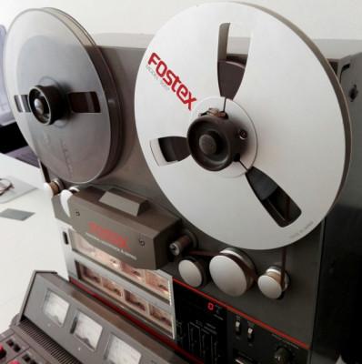 Fostex A8 grabador multipistas analógico