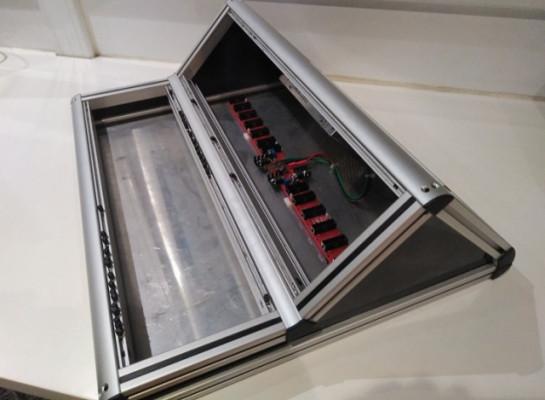 Warlock K2 modular case