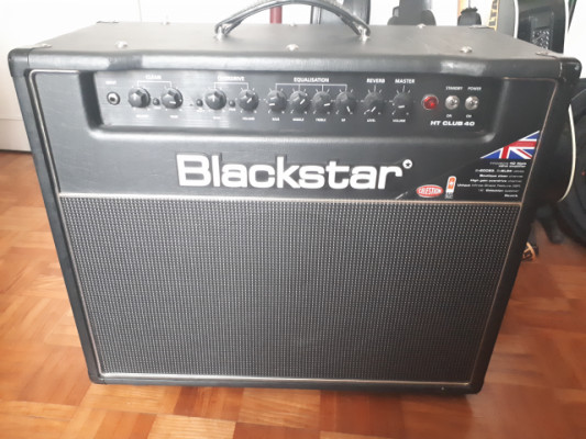 Blackstar HT 40 club