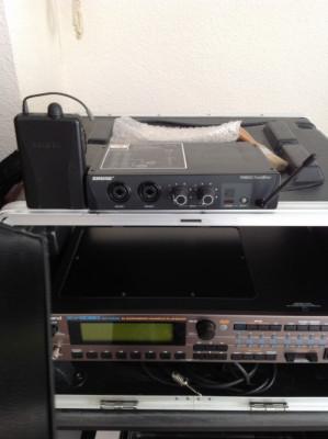 Inear Shure PSM 200 _ Sin Auricular