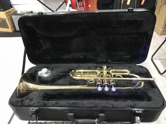 Trompeta Memphis Dorada afinación Do