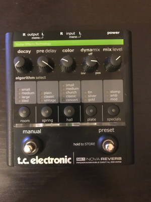 TC Electronic Nova Reverb