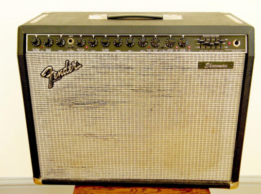 Fender Showman (Paul Rivera) 80's