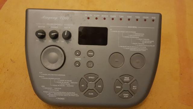 Módulo de batería Ringway TD90