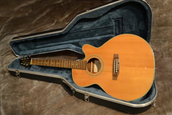 Guitarra Takamine EG540C + Funda rígida