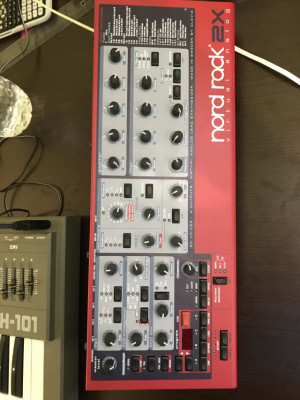 Clavia Nord Lead 2X Rack