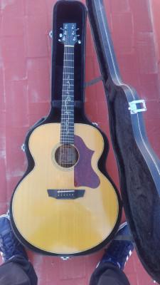 Acústica Jumbo Sundberg J2