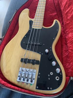 Fender Jazzbass Marcus Miller 4 cuerdas