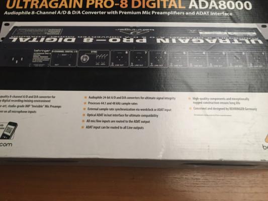 Ultragain pro 8 ADA8000