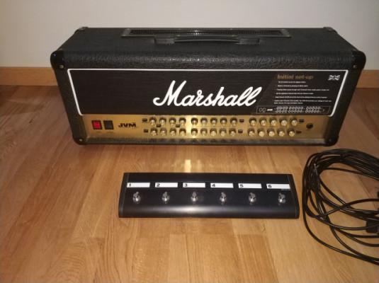 Marshall jvm 410 como nuevo
