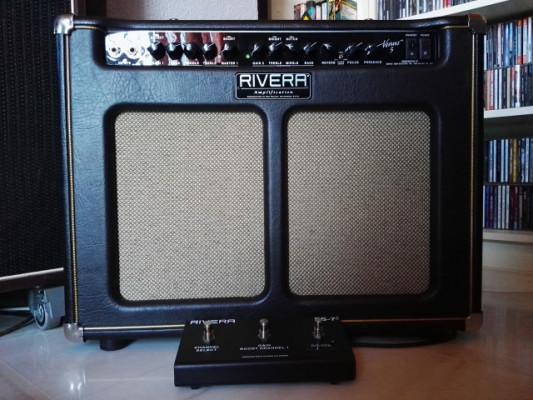 Rivera venus 5 combo 1X12