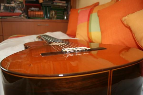 Guitarra de concierto Ramirez