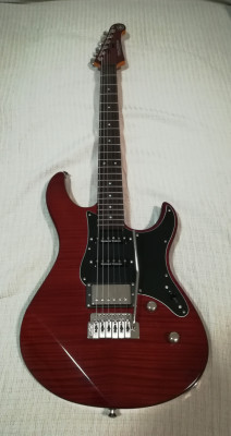 Yamaha Pacifica 612V II FM Root Beer RTB