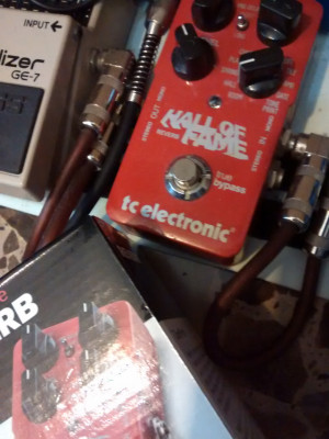 TC Electronic Hall of Fame RESERVADA