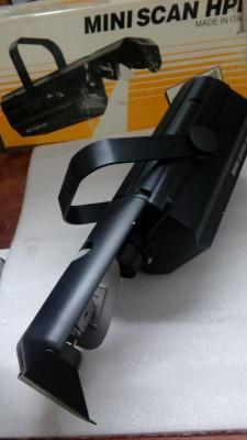 Scaner Clay Paky Miniscan HPE DMX Tipo ex Demo, Descarga HTI 300