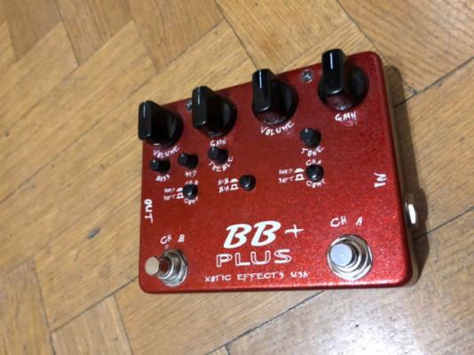 Pedal Xotic BB Plus Preamp