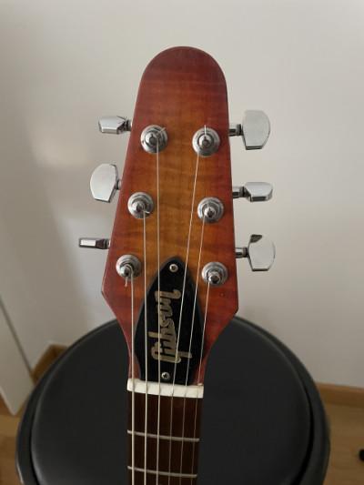 Gibson explorer Melody marker modificada