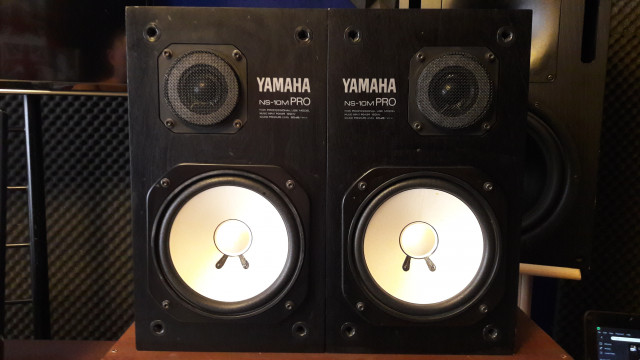 Yamaha NS-10M PRO Stereo Set