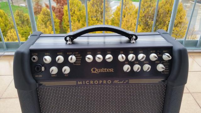 Quilter MicroPro Mach 2 12HD